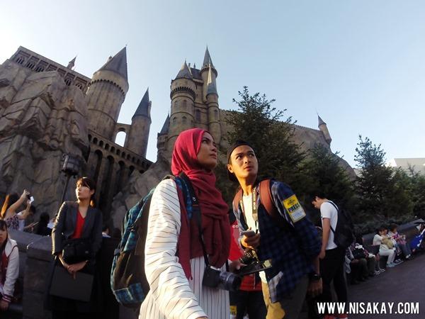 Nisakay Ke Osaka - Air Asia X - Universal Studios Japan (24)