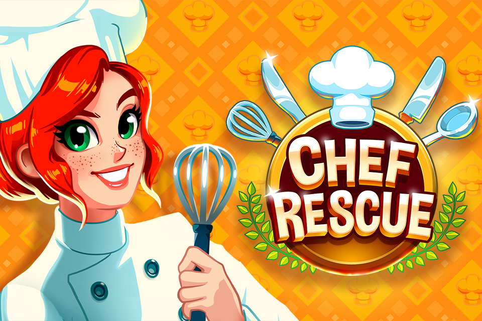 Chef Rescue - The Cooking Game Screenshot 4