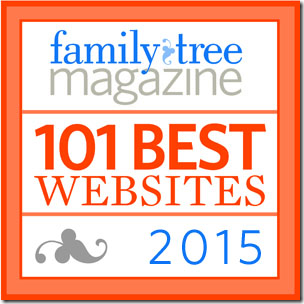 The Ancestry Insider is one of Family Tree Magazine's top 5 blogs.