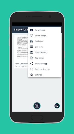 Simple Scan - PDF Scanner App screenshot 5