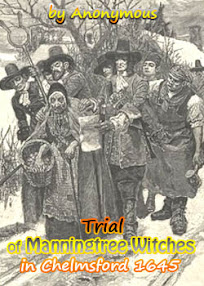 Cover of Anonymous's Book Trial of Manningtree Witches in Chelmsford 1645