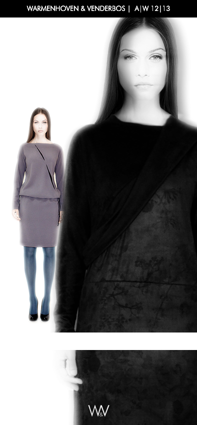 Warmenhoven &amp; Venderbos | Autumn |  Winter 2012-2013 ready to wear fashion collection | Najaar Winter 2012-2013  pret-a-porter damesmode |  Conceptual Fashion Designers |  Nederlandse Modeontwerpers