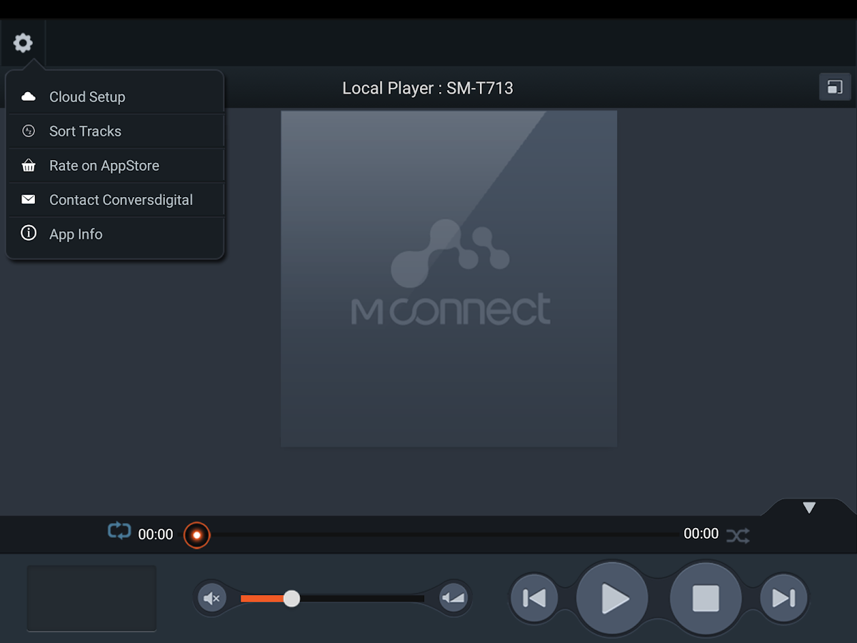 mconnect Player HD Screenshot 2