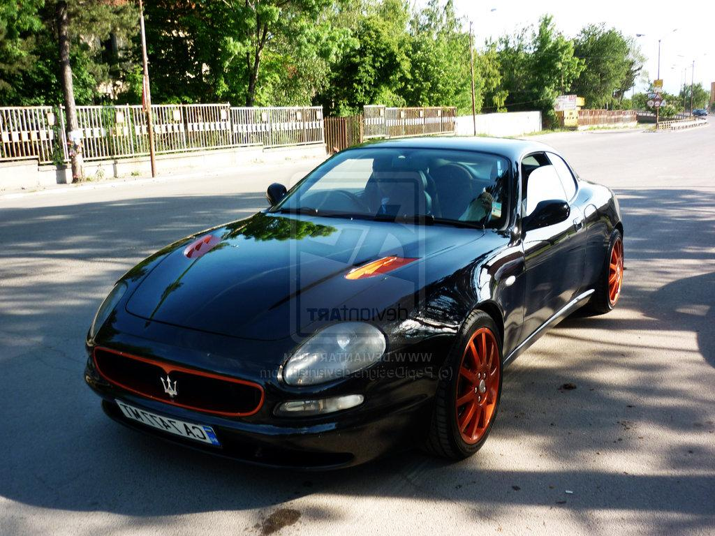 Maserati 3200 GT Front by