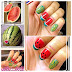 Video: Cooling off the hot summer - watermelon nails