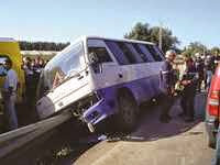 Plus de 55 000 décès sur une période de quinze ans Hécatombe sur les routes
