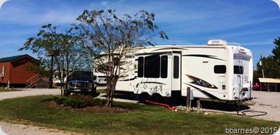 Montgomery South RV Park site 1 10082015