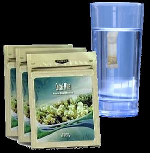Водата с Корал-Майн