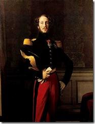Ingres-Ferdinand-Philippe-Louis-Charles-Duke-of-Orleans-18421
