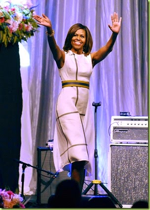 First-Lady-Michelle-Obama-waved-Grammy-Museum-Jane-Ortner