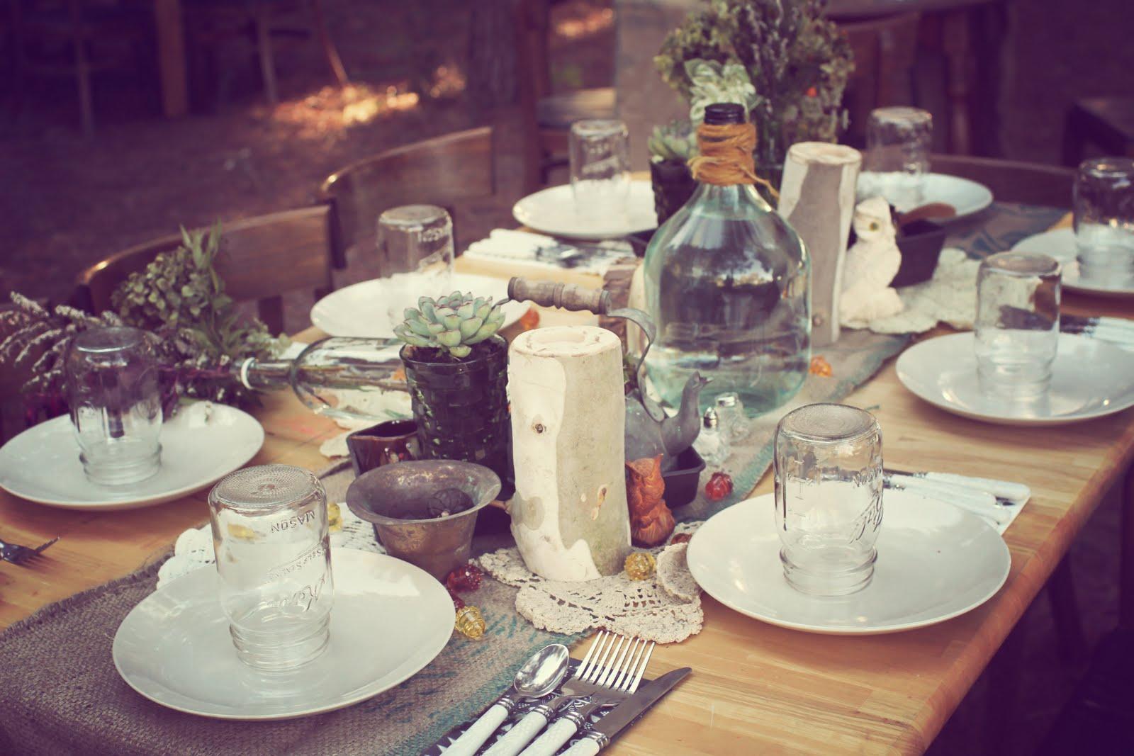 Cee\'s blog: country backyard wedding ideas