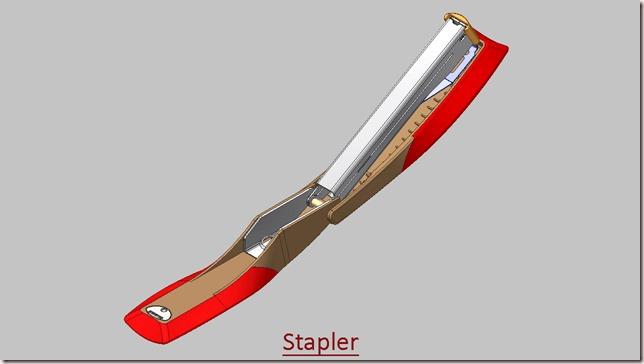 stapler video