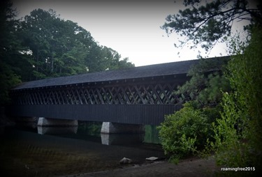 The covered bridge without Tom