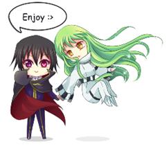 lulu and cc Enjoy