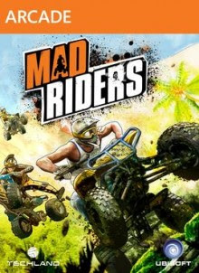 [GAMES] Mad Riders -PSFR33 – (PS3/PSN)