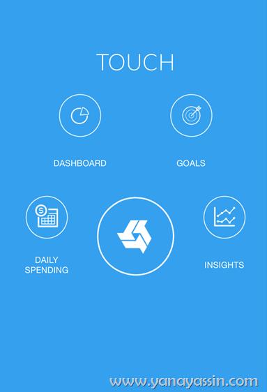 Aplikasi Touch dari Bank Rakyat