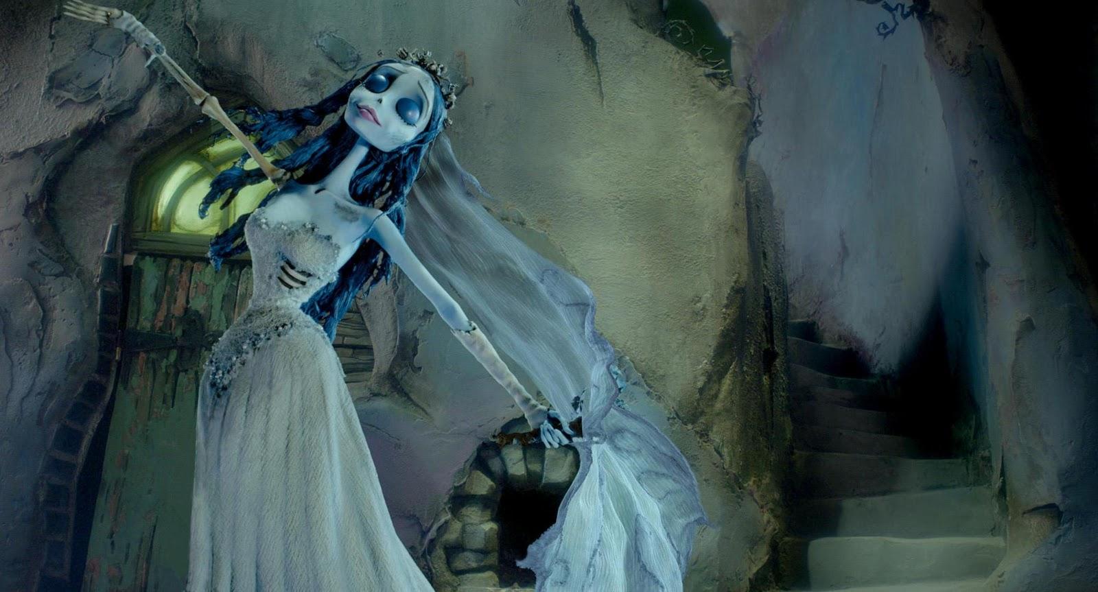 Corpse Bride..  ?l? Gelin