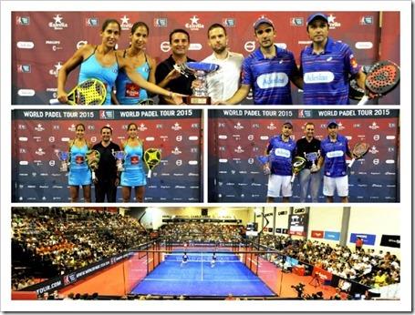 Bela-Lima y gemelas Sánchez Alayeto Campeones/as Open WPT La Nucía 2015.