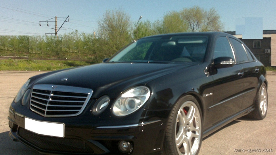 2005 mercedes benz e class e55 amg specifications pictures prices. Black Bedroom Furniture Sets. Home Design Ideas