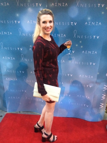 Anesis TV Launch Fiona Kay Time 2 Gossip