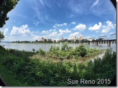 Sue Reno, City Island, Image 1