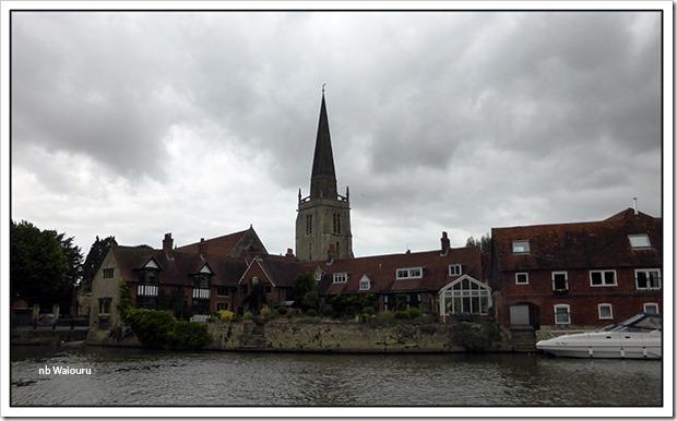 Abingdon Again