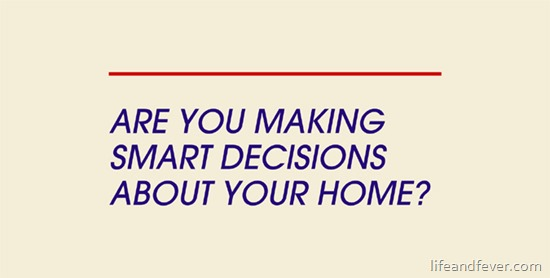 smart home decisions