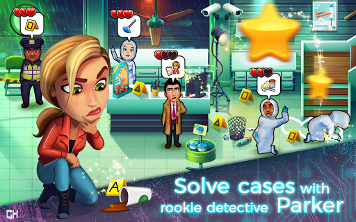 Parker & Lane: Criminal Justice For PC