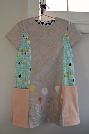 Ishi dress front