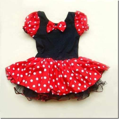 vestido minne mouse para cumpleaños (3)