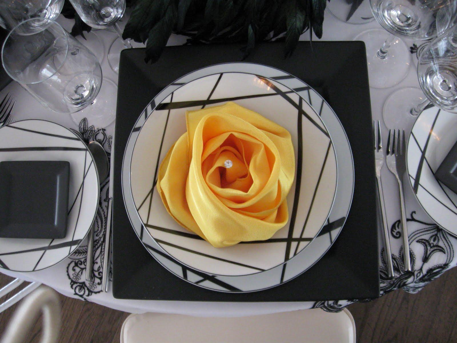 clodagh 39 s blog napkin folding designs wedding