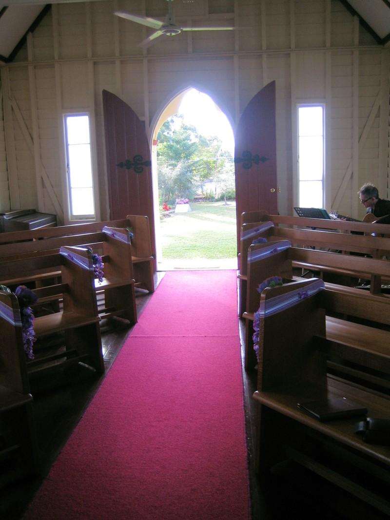 The Pioneer Wedding Chapel is