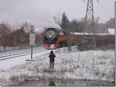 IMG_4794 Southern Pacific Daylight GS-4 #4449 at Oaks Park in Portland, Oregon on December 14, 2008