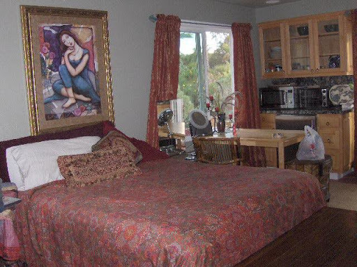 Downstairs Guest Suite<br />(Maple Cabinets, Granite Counters, Kitchenette, Private full bath)