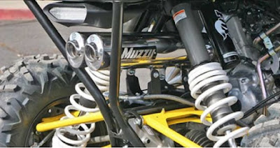 Yamaha YXZ1000R Muzzy PRO Exhaust