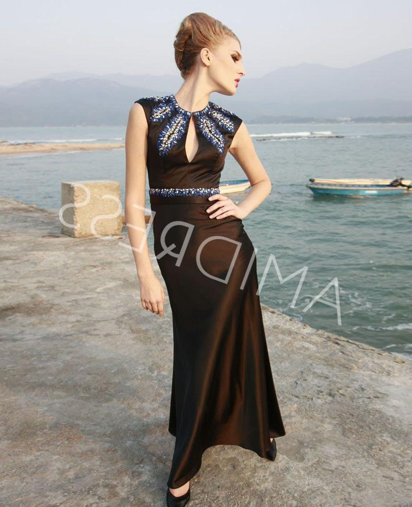 Beaded Wedding Guest Dress