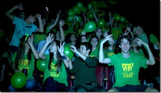 La Escuela Siglo XXI fue la ganadora del viaje a Bariloche