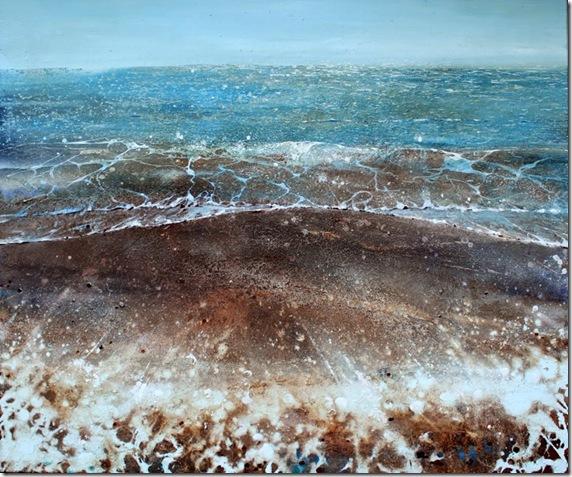 Ebb Tide II -Lorna-Holdcroft-ENKAUSTIKOS