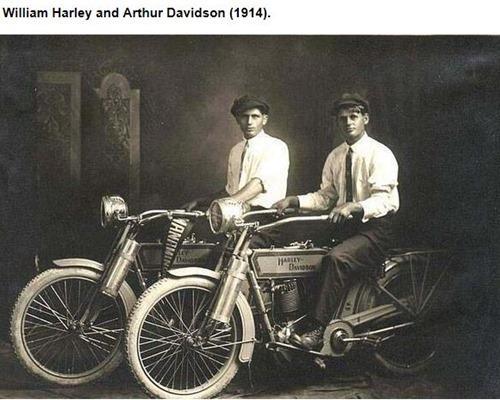 harley y davidson