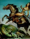 Warrior Woman Boris