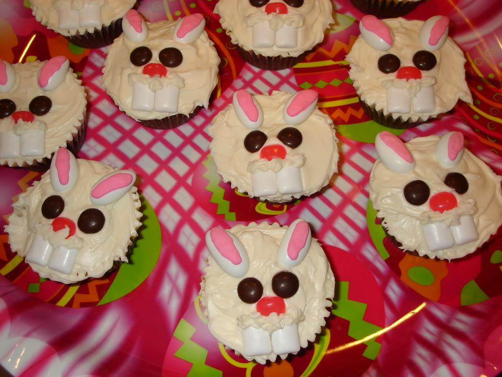 Easter Cupcake Recipes and