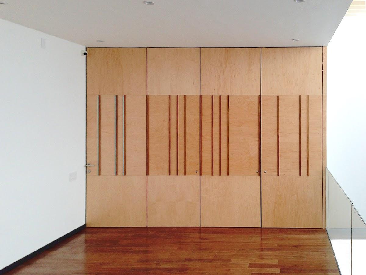Puertas de madera puertas de madera para interiores for Colores para pintar puertas de interior