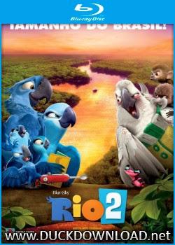Baixar Filme Rio 2 BDRip 3D 1080p Dual Áudio