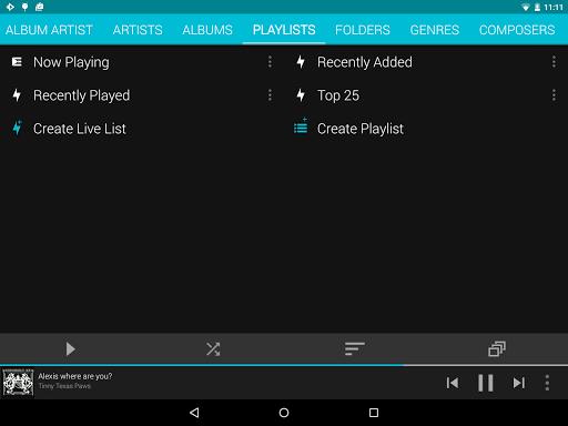 Rocket Music Player screenshot 10