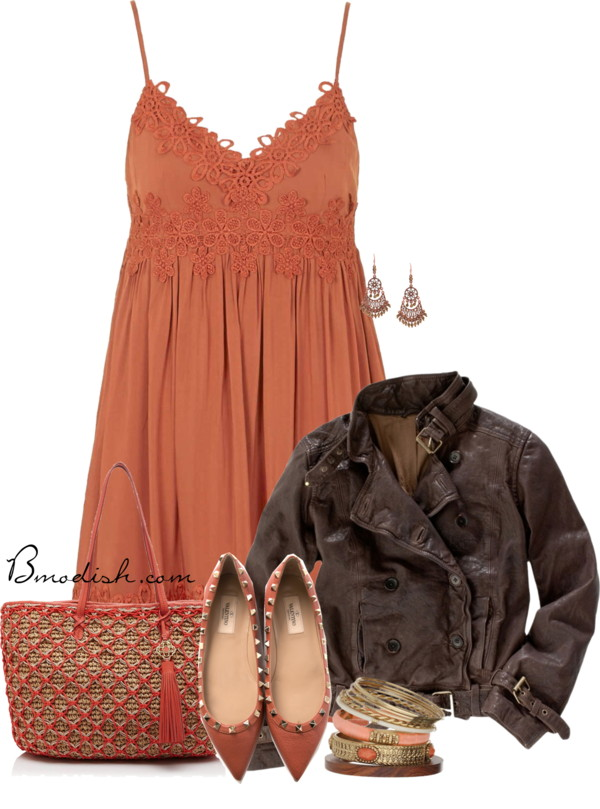 Best spring polyvore outfit combinations