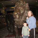 Inside the hotel at Kalahari in OH 02192012q
