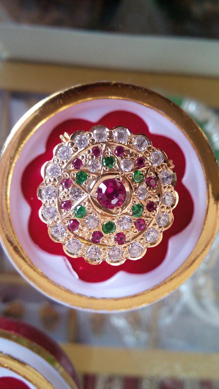 jewellery designs: Rajasthani rakhdi