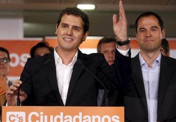 Ciudadanos en Madrid