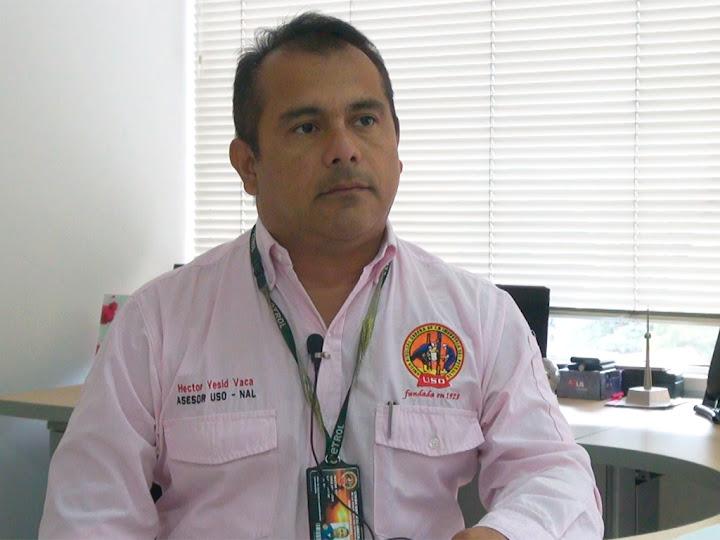 Firme oposición de la USO a disminución de salarios en Cusiana