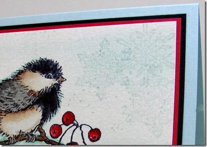 LeAnne Pugliese WeeInklings Chickadee Watercolor-001